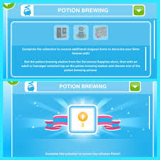 Sims Freeplay Halloween 2015 by Potion Brewing The Sims Freeplay The Sims Free Play