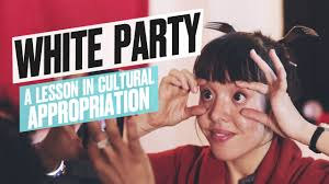 Cultural Appropriation Halloween Examples by White Party A Lesson In Cultural Appropriation Akilah