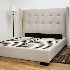 Platform Bed Ikea by Platform Storage Bed Queen Solid Wood Dashing Tall Black Solid