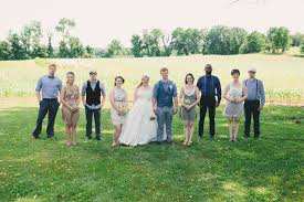 Awesome Casual Wedding Party Attire Pictures