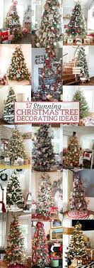 A Brick Home Christmas Tree Decorating Ideas Decorations Themes