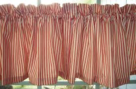 Waverly Curtains And Valances by Decor U0026 Tips Stripes Fabric For Waverly Curtains And Window