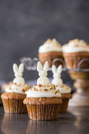 I love these Carrot Cake Cupcakes because they taste as good as they look