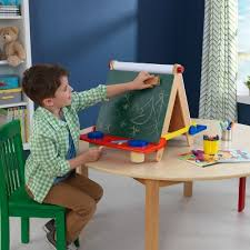 Easel Desk With Stool by Easels U0026 Art Tables Kids U0027 Arts Crafts Toys Target