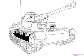 Army Tank Coloring Page Pages Printable Top Tanker Truck Large Size