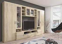 home direct modernes wohnzimmer wohnwände