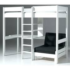 lit mezzanine 1 place avec bureau lit superpose ado lit mezzanine 1 place avec bureau clara couchage