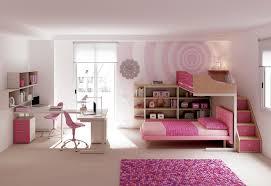 chambre avec lit superposé chambre fille avec lit superposé chambre idées de décoration