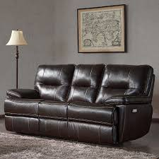 Tomlin Leather Power Reclining Sofa