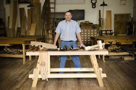 free workbench plans for the moravian workbench wood and shop