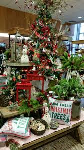 Flocked Christmas Trees Baton Rouge by 91 Best Christmas Displays Images On Pinterest Christmas