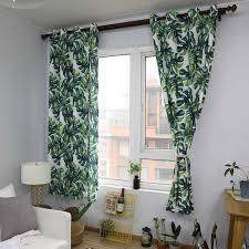 traum ns 55 85 zoll vorhang fertig turtles nordic bay fenster boden anlage vorhänge wohnzimmer schlafzimmer vorhänge grün korridor
