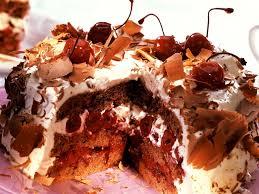 schoko kirsch sahne torte