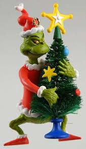 Hallmark How The Grinch Stole Christmas 2005 Tree Napper