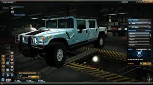 NFS World: Hummer H1 Alfa