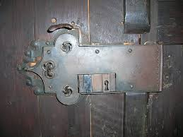 Free photo Door Lock Antique Metal Castle Free Image on