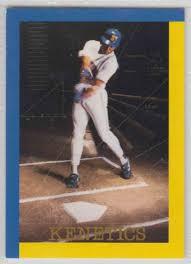1990 Upper Deck Ken Griffey Jr by 1990 Oddball Kinetics Ken Griffey Jr Nno On Kronozio