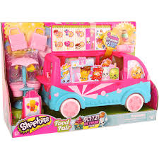 100 Toy Ice Cream Truck Moose S Shopkins Season 3 Scoops Playset Glitter