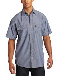 amazon com key apparel men u0027s big u0026 tall short sleeve western snap