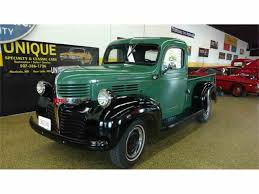 1946 Dodge Pickup For Sale   ClassicCars.com   CC-1029764 1946 Dodge Truck Restored With Dcm Classics Help Blog Pick Up Youtube For Sale Fully Power Wagon Truck Custom Kustom 391947 Trucks Hemmings Motor News Power For Sale Near O Fallon Illinois 62269 Pickup 100794890 Chickenfoot Trux Pinterest Overview Cargurus Page 47 Transmission Upgrade Antique Automobile 1949 B1 Gateway Classic Cars 79sct Sale Classiccarscom Cc939272 2019 Ram 1500 Detroit Auto Show Pickup History