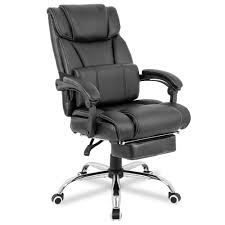 Merax Ergonomic Leather Big & Tall Office Chair With Footrest, Black Managerial Office Chair Conference Room Desk Task Computer Mesh Home Warmrest Ergonomic Lumbar Support Swivel Adjustable Tilt Mid Back Fully Meshed Ergo Black Essentials By Ess202 Big And Tall Leather Executive Star Products Progrid The Best Gaming Chairs In 2019 Gamesradar Cozy Heavy Duty Chairs Jherievans Mainstays Vinyl Multiple Colors Secretlab Neuechair Review An Attractive Comfortable Contemporary Midback Plush Velvet