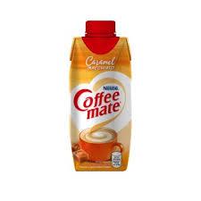 Nestle Coffeemate Liquid Creamer Caramel Macchiato 330ml