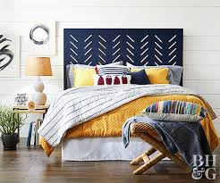 Headboard Designs For Bed by Cheap And Chic Diy Headboard Ideas