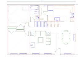 14x40 Cabin Floor Plans by 30x40 Earth Berm Passive Solar In Maine