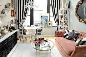 Gold And White Chevron Curtains by Black And White Chevron Curtains Living Room Eclectic With Seating