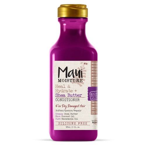 Maui Moisture Heal & Hydrate + Shea Butter Conditioner - 13 fl oz bottle