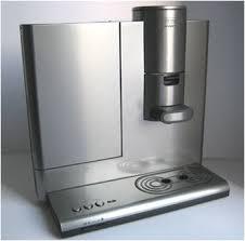 Contemporary Coffee Maker Padmachine Studiomom