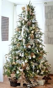 Fresh Christmas Trees Types by Holiday Charm Rustic Farmhouse Christmas Tree And Holidays