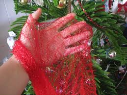 Plastic Wrap Your Christmas Tree by Trash Free Holidays Part Two Trash Free Year