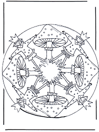 Nice Free Printable Mandalas Coloring Pages Adults Color Book Ideas For You