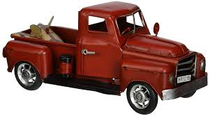 100 Hobby Lobby Rc Trucks Amazoncom Vintage Looking Antique 8 Handcrafted Red Truck Vehicle
