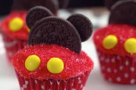 Add a little Disney magic to your weekend Make these adorable Mickey Mouse cupcakes with your little Mouseketeers