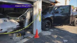 100 Joppa Car And Truck World Crashes Into Home In Harford County CBS Baltimore