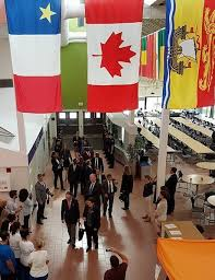 aux bureaux actualités visite des ambassadeurs francophones gaf du canada