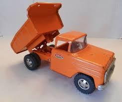 100 Vintage Tonka Truck 1963 1964 VINTAGE TONKA ORANGE DUMP TRUCK HYWAY