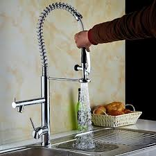 montage robinet cuisine moderne pull out pull montage avec spray démontable with