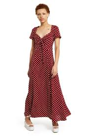 how to wear polka dots without looking like a life size minnie