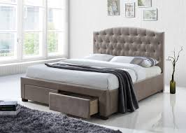 Eastern King Platform Bed by Drorit Eastern King Bed With Storage