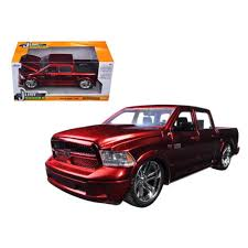 JADA 1:24 W/B JUST TRUCKS 2014 DODGE RAM 1500 (CUSTOM EDITION) 2PCS ...