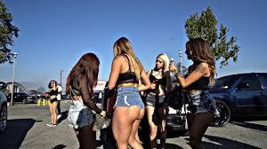 100 Girls On Trucks Women Love And Burnouts California Truck Invasion 2017