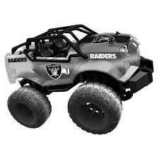100 Monster Truck Oakland Raiders Remote Control