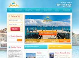 Jauntee View Learn About Travel Web Design