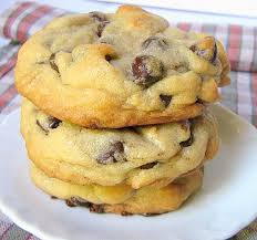 Colossal Chocolate Chip Cookies July 6 2010
