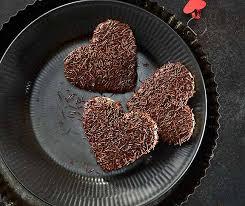 mürbe schokoladeherzen betty bossi