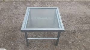 Splendid Glass Patio Table Tables And Chairs Home Depot ...
