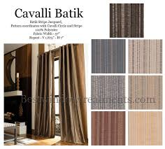 108 Inch Long Blackout Curtains by Cavalli Batik Curtain Drapery Panels Www Bestwindowtreatments